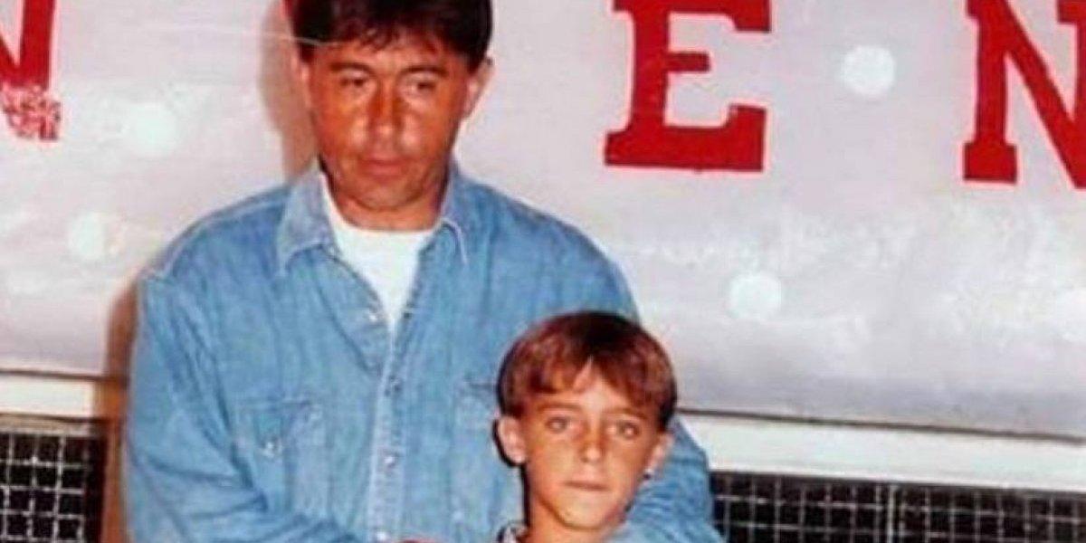 """""""Hizo todo para que cumpliera mi sueño"""": La historia del nexo eterno de Diego Buonanotte con su padre"""