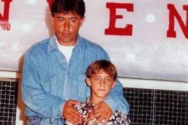 Mario Buonanotte fue el principal impulsor de la exitosa carrera como futbolista de Diego / Foto: Instagram