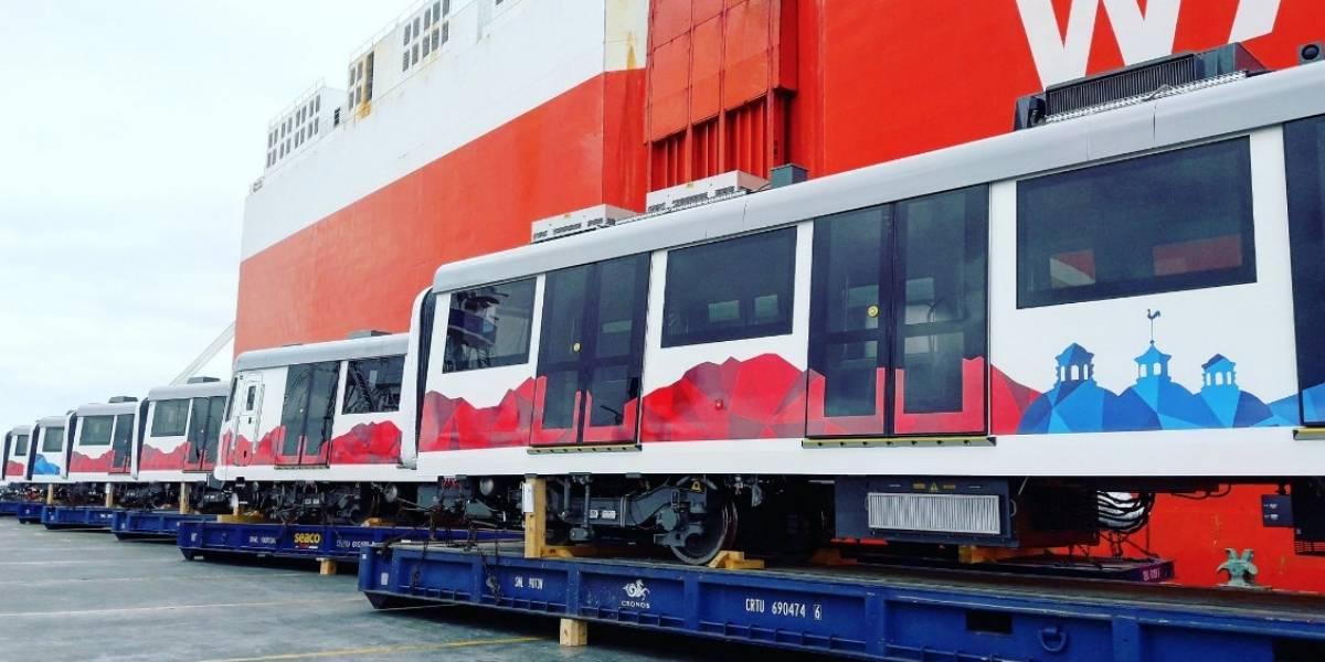 Un tren del Metro de Quito tendrá la capacidad de 10 trolebuses