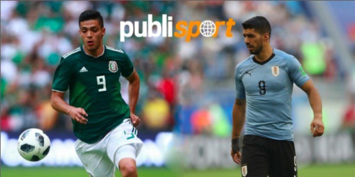 México vs Uruguay ¿Dónde y a qué hora ver el partido?