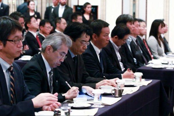 """Moreno presenta en Japón un Ecuador """"abierto al mundo"""" para atraer inversión"""