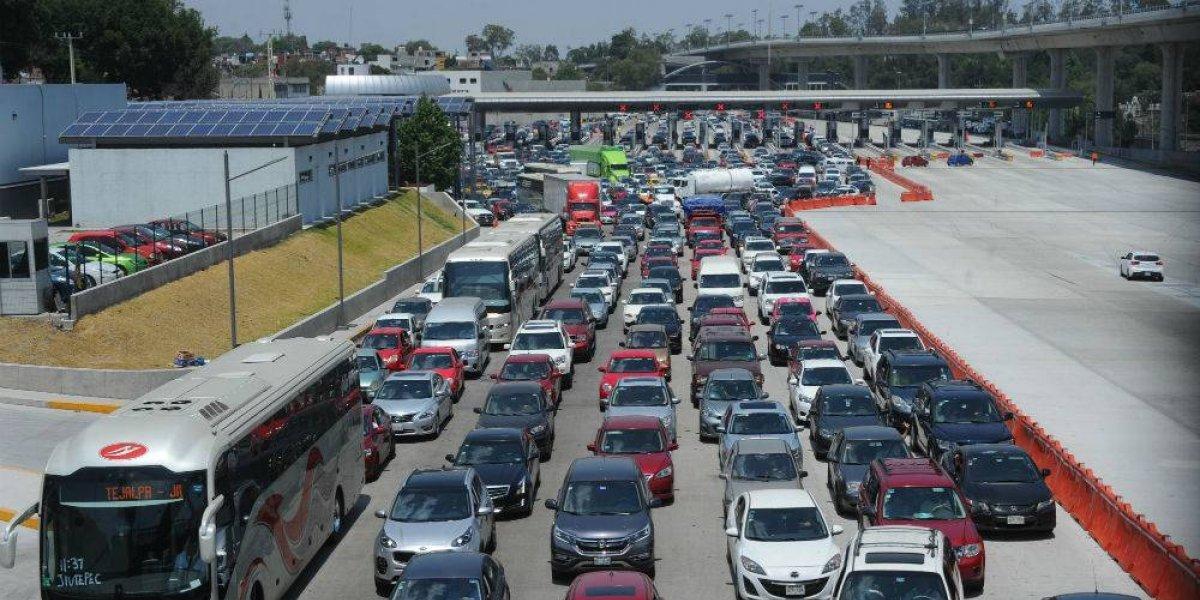 Carreteras de cuota incrementarán tarifa este viernes