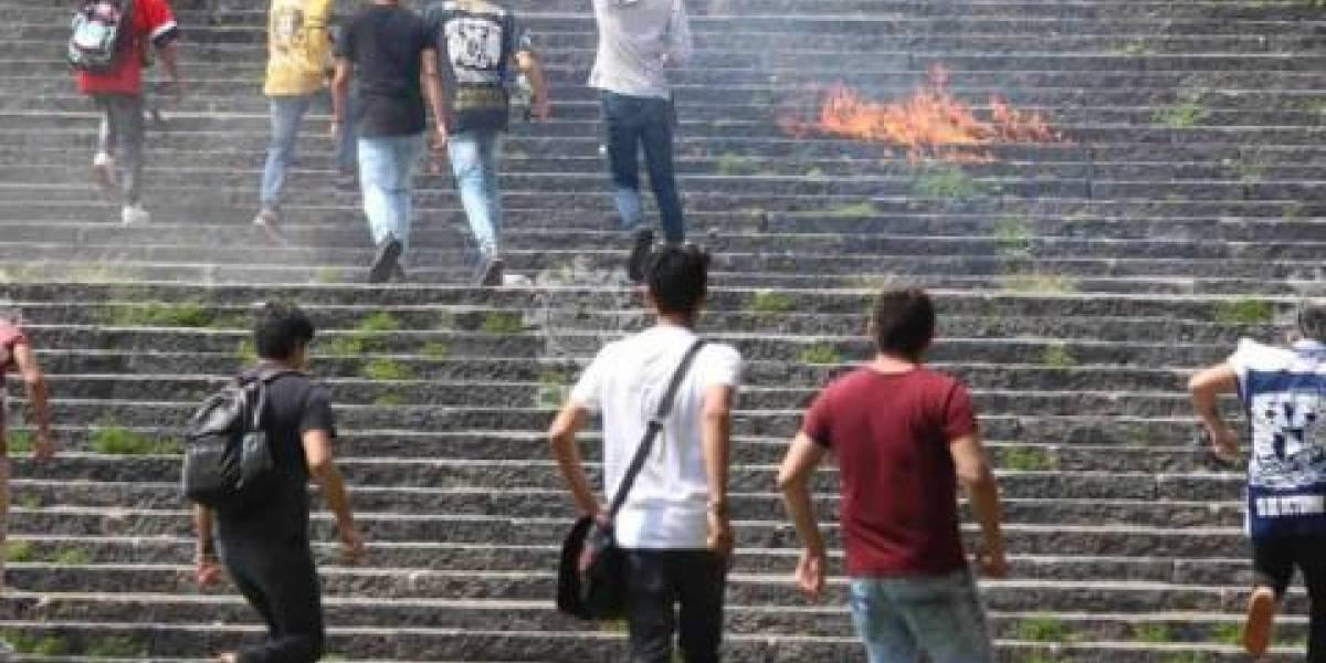 Ataque de porros a estudiantes se fraguó desde el 30 de agosto