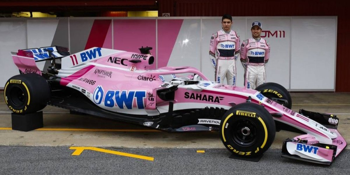 """""""Checo"""" Pérez dijo no a un posible regreso a McLaren"""