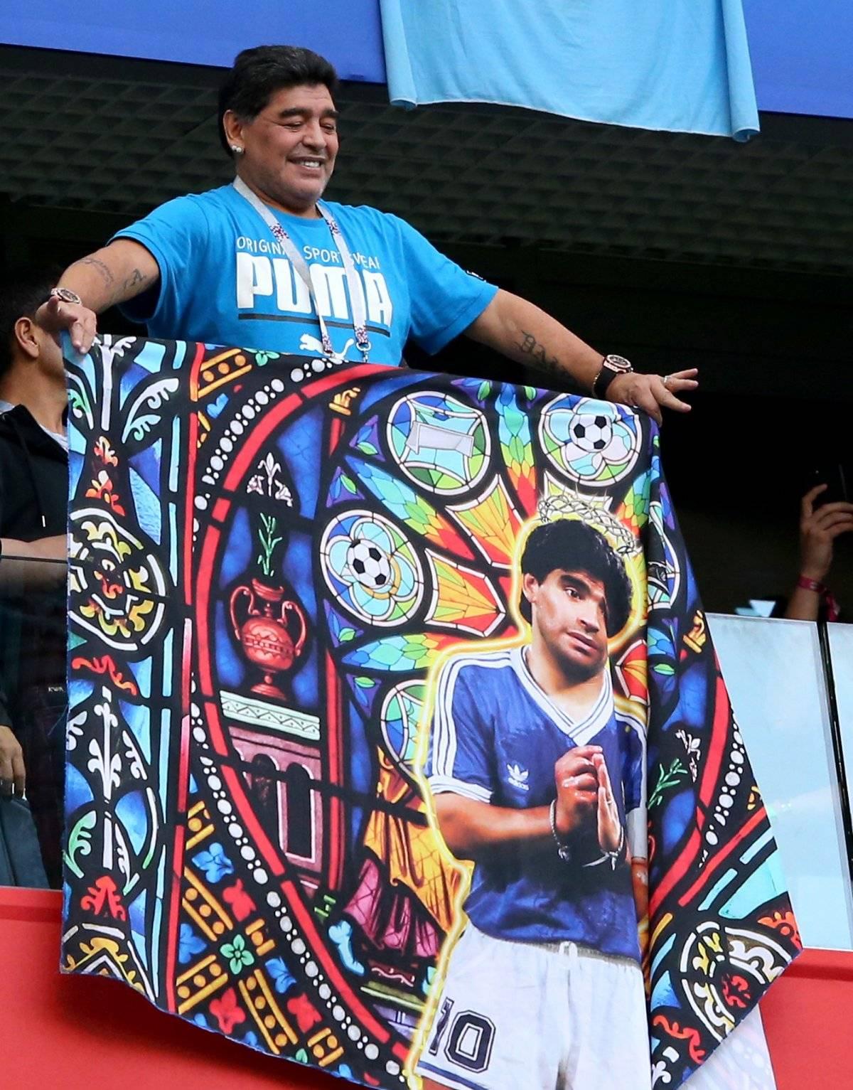 Maradona buscará sacar de los últimos lugares a los Dorados |GETTY IMAGES