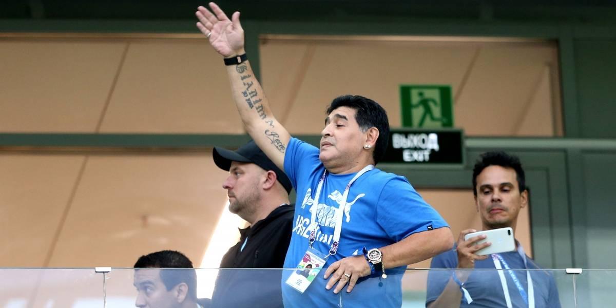 5 puntos para pensar que Maradona triunfará en los Dorados de Sinaloa