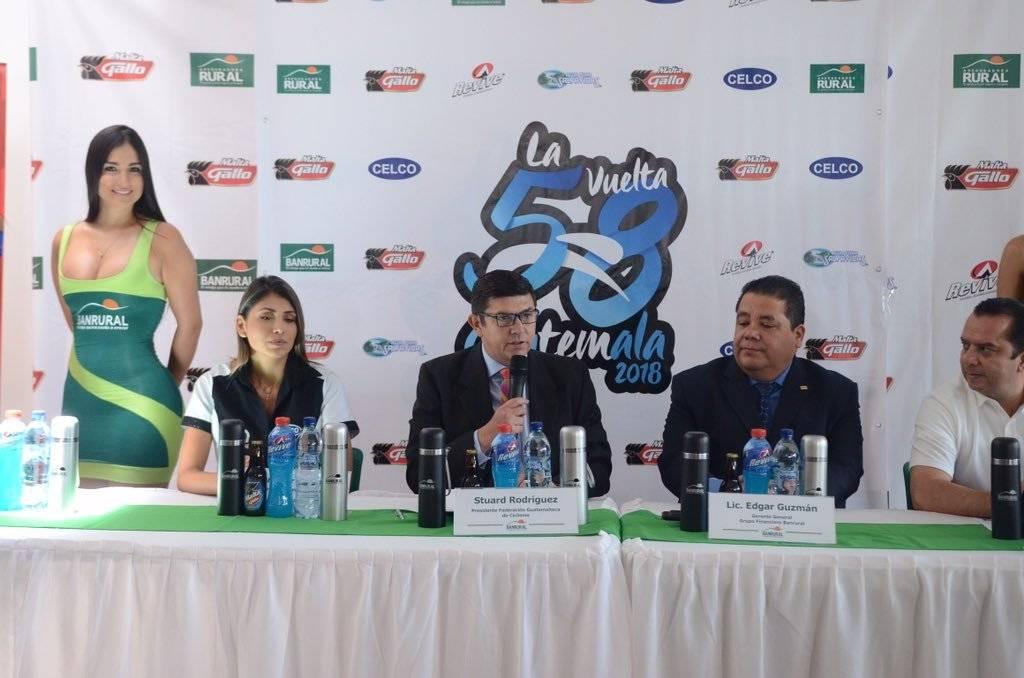 Stuard Rodríguez presidente de la Federación Nacional de Ciclismo