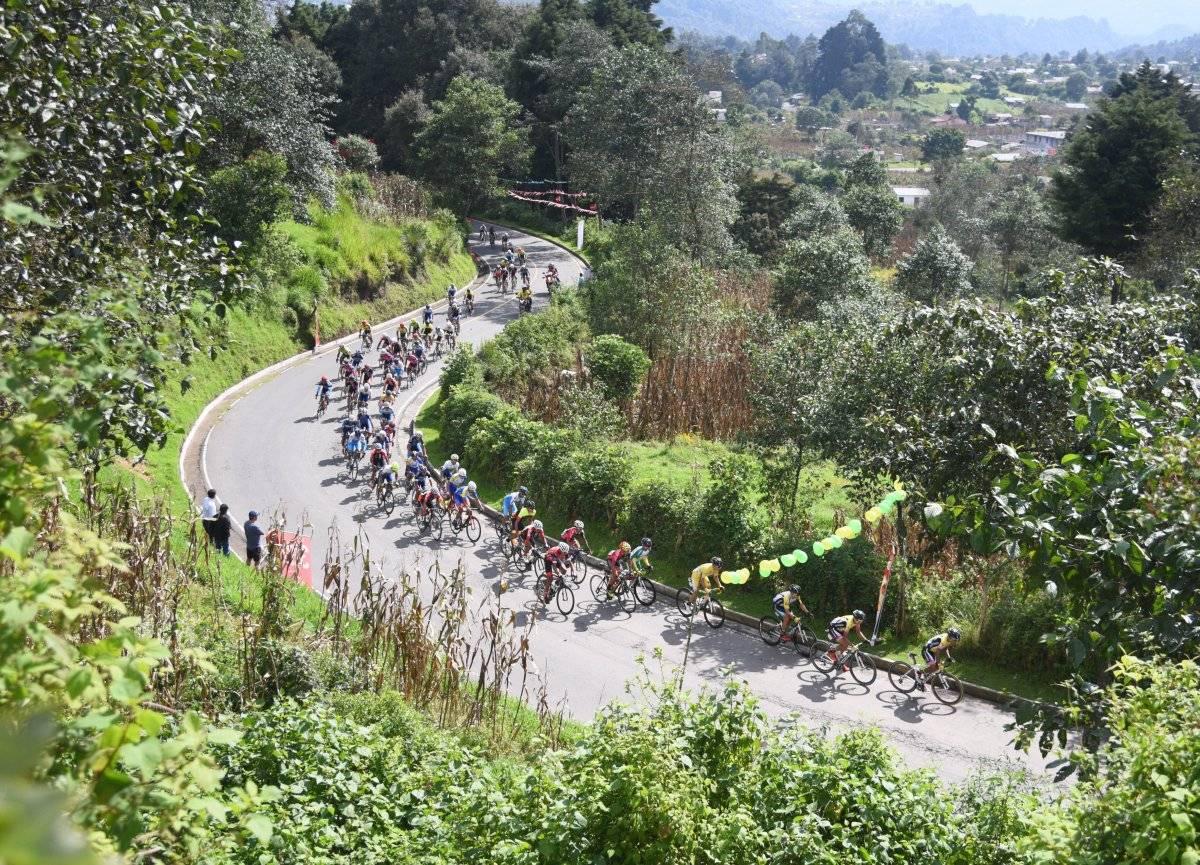 La Vuelta Ciclística tendrá su etapa reina entre San Pedro y San Marco