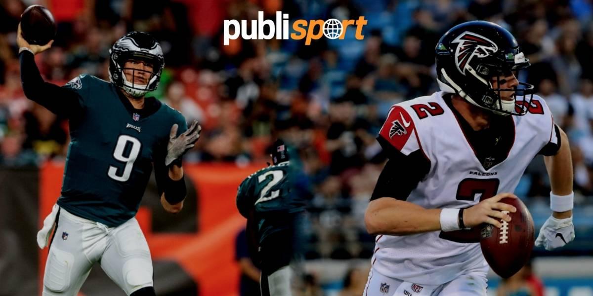 Eagles vs Falcons, ¿dónde y a qué hora ver el inicio de la temporada?