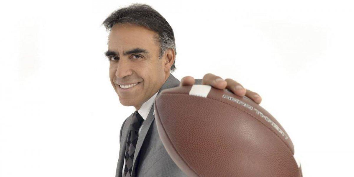 'Viene un cambio de mando en la NFL': Enrique Garay