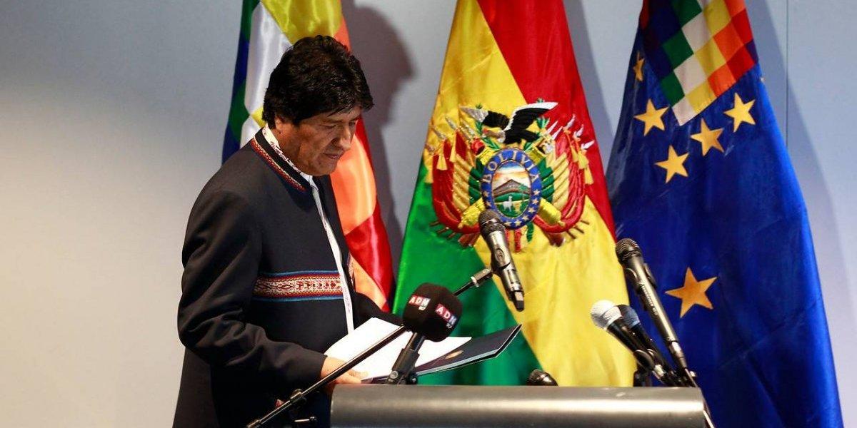 Gobierno de Evo molesto: primero contrademandó a Chile y ahora mandaron a llamar al cónsul para quejarse por reunión suspendida