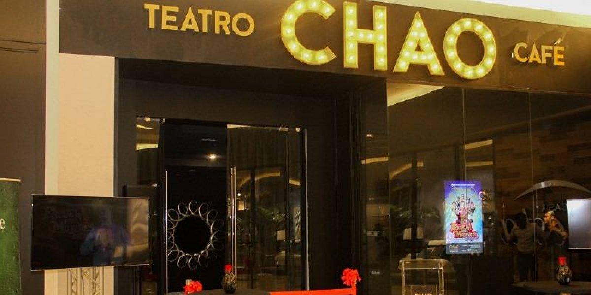 """""""Chao Café Teatro"""": Un espacio para enamorarse del arte"""