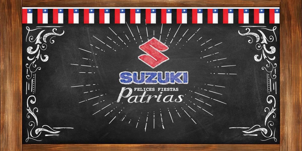 Viviendo la Fiestas Patrias con todo: Suzuki celebra la chilenidad