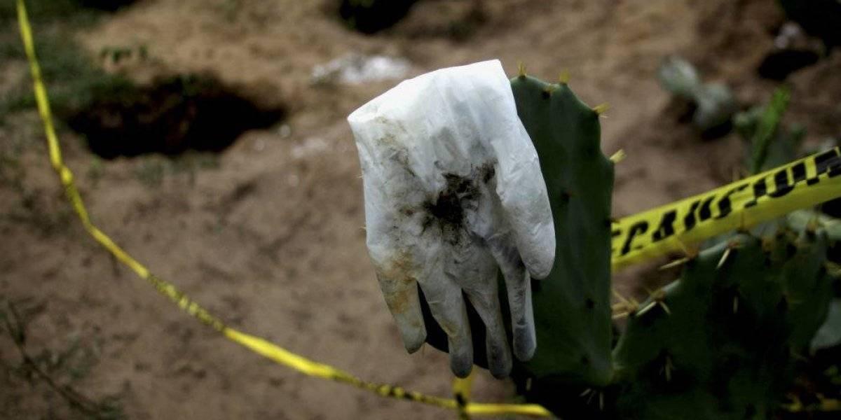Localizan 27 cuerpos y 7 cráneos en fosas clandestinas en Guadalajara