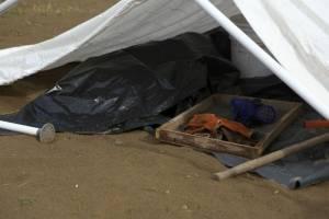 Fosas clandestinas en Veracruz