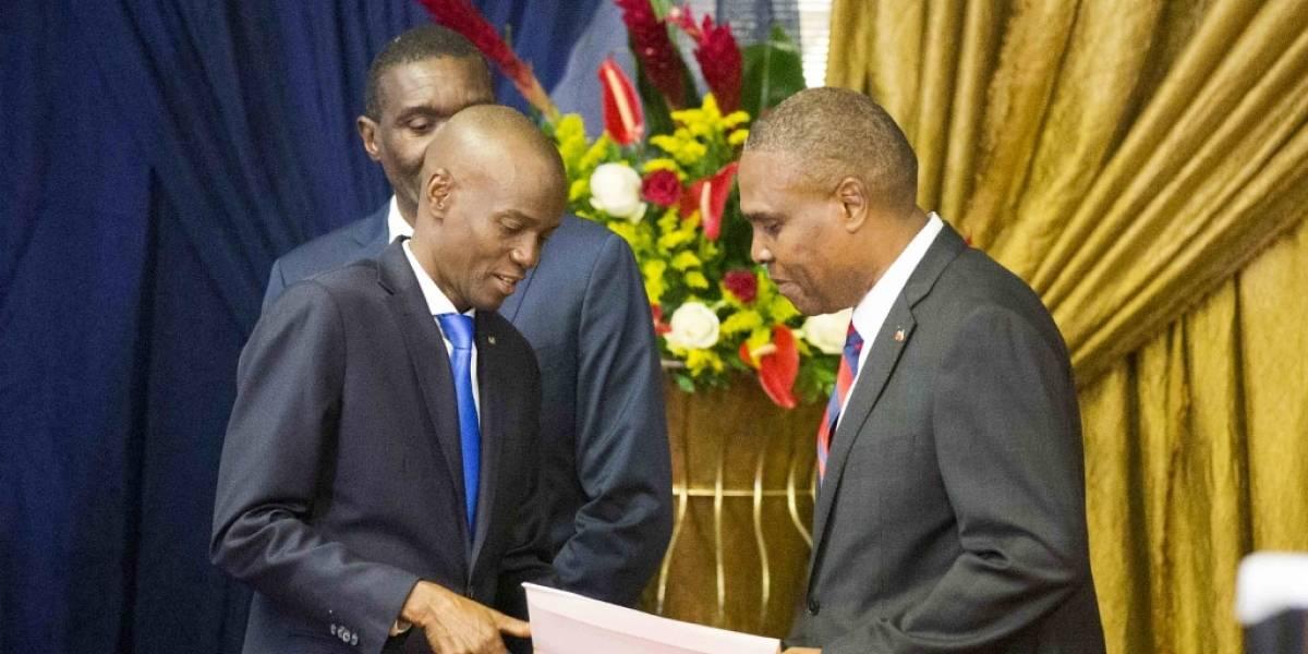 Nuevo primer ministro de Haití anuncia su gabinete