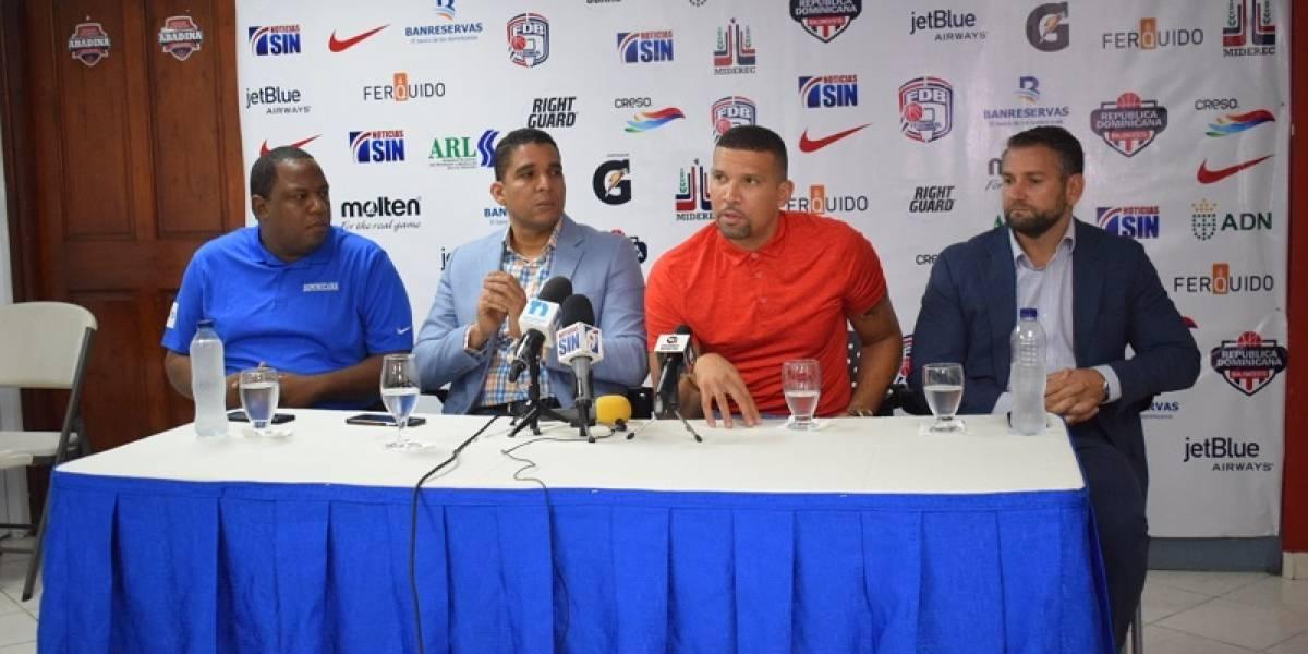Francisco García está optimista con oportunidades de RD en Clasificatorio Fiba Américas