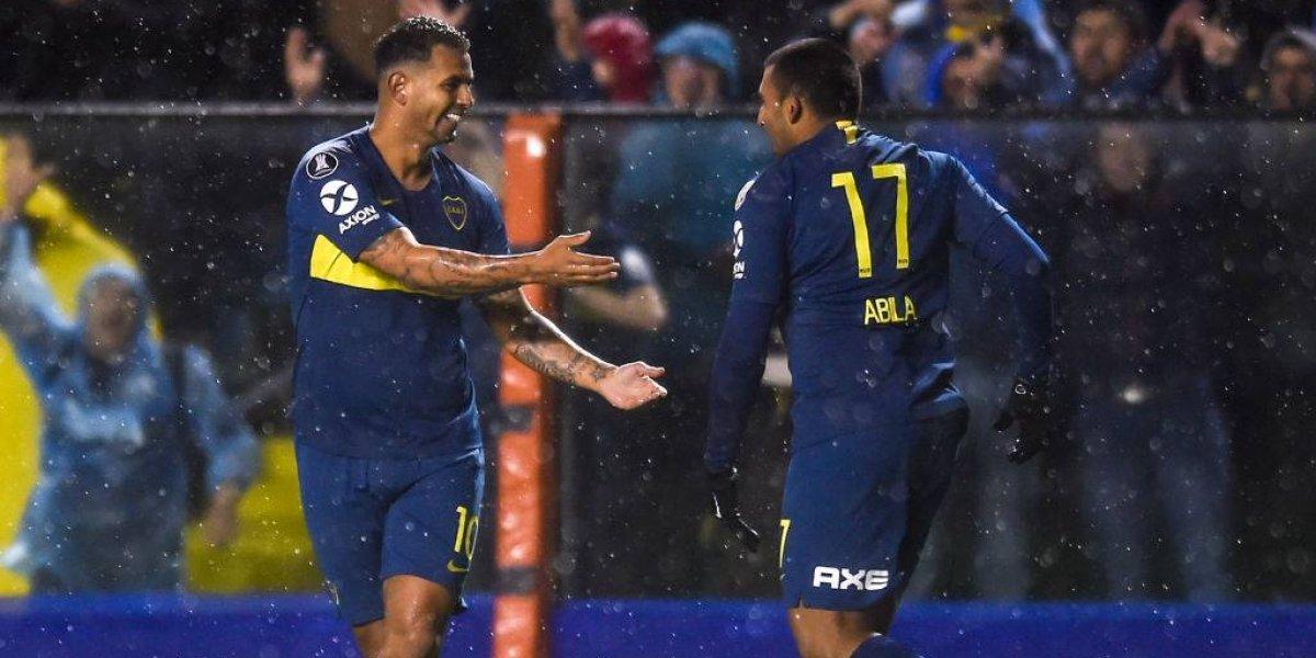 Abila estaría suspendido y no jugaría ante Cruzeiro