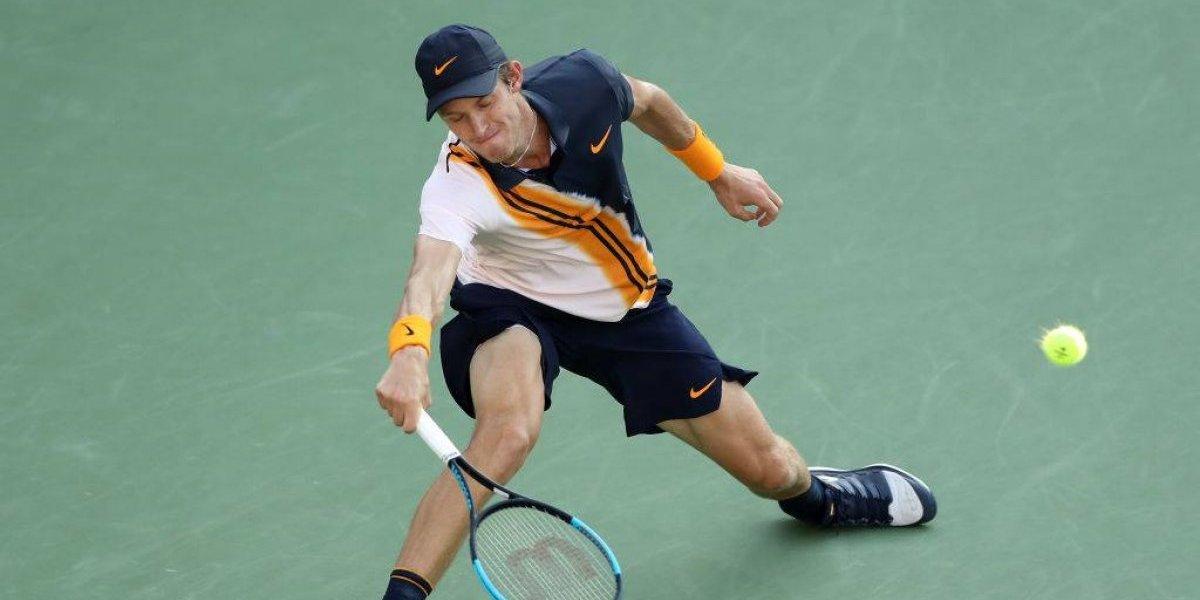 Nico Jarry salió del top 40 y Bastián Malla dio tremendo salto en el ranking de la ATP