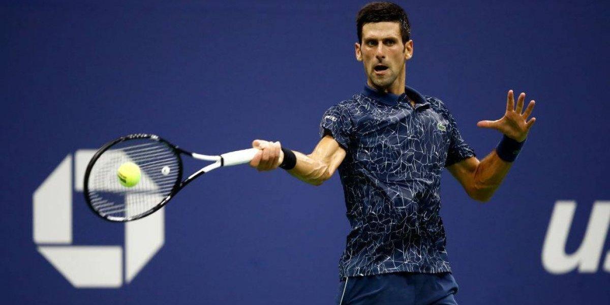 Novak Djokovic bajó al encumbrado John Millman y se instaló en semifinales del US Open