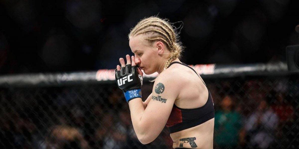 Valentina Shevchenko, ante su gran oportunidad de conquistar el título del UFC