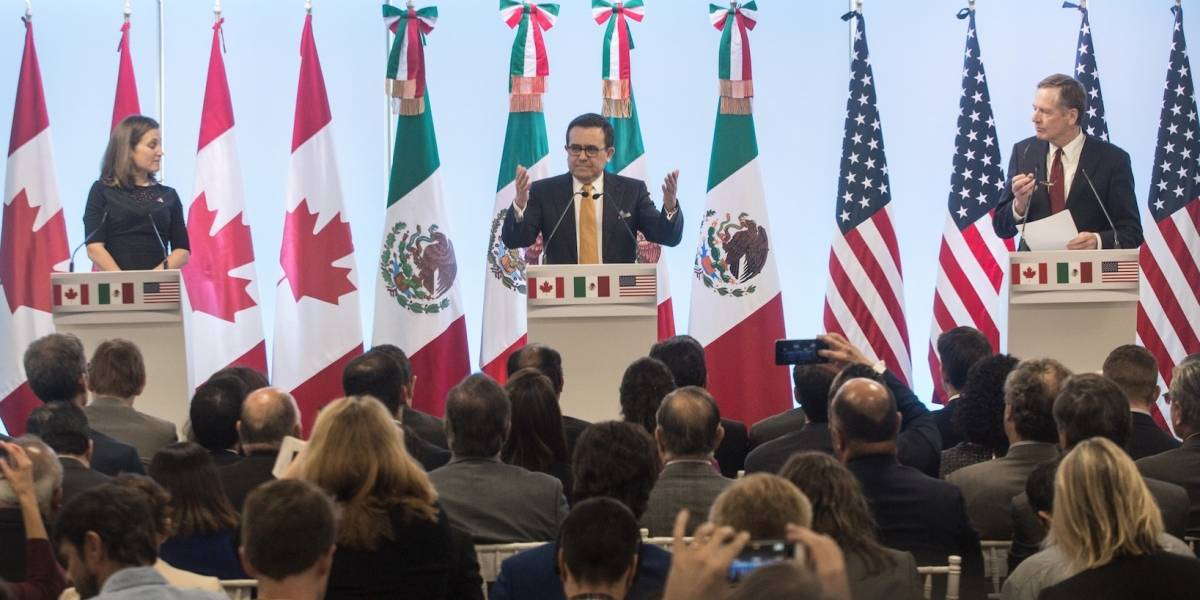 México pactó acuerdo contra aranceles de Trump: Guajardo