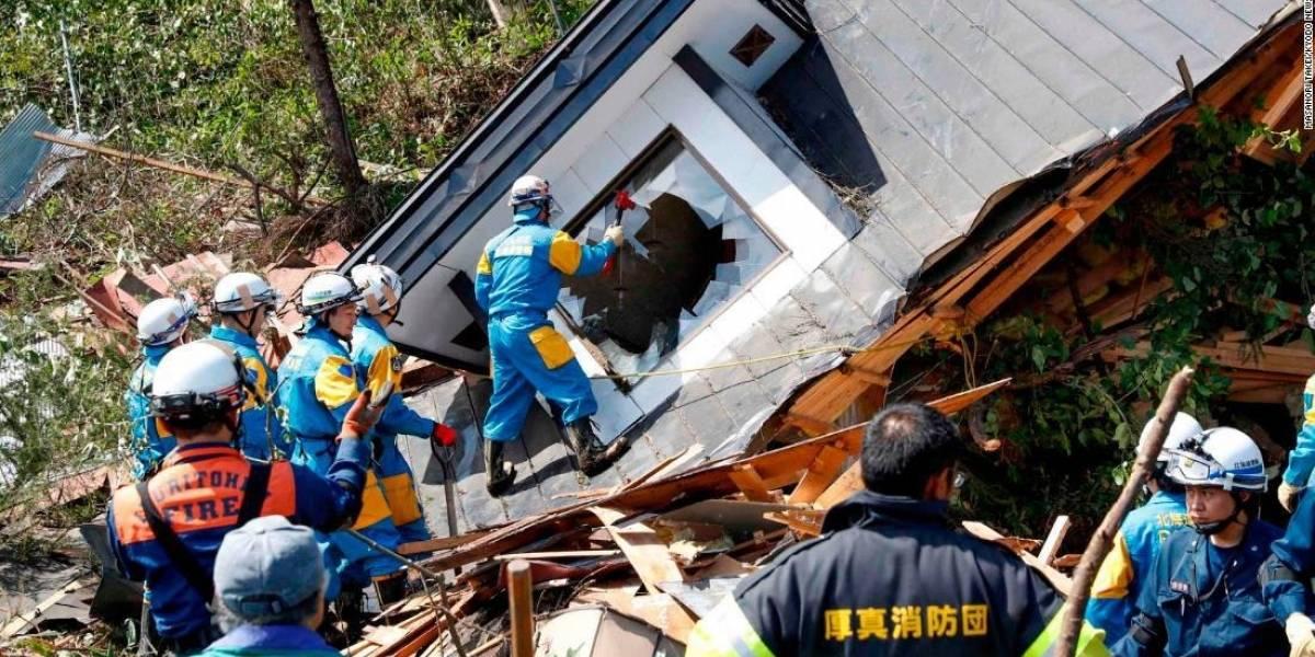 Videos y fotos: Terremoto de 6.7 en Japón provoca la muerte de 9 personas