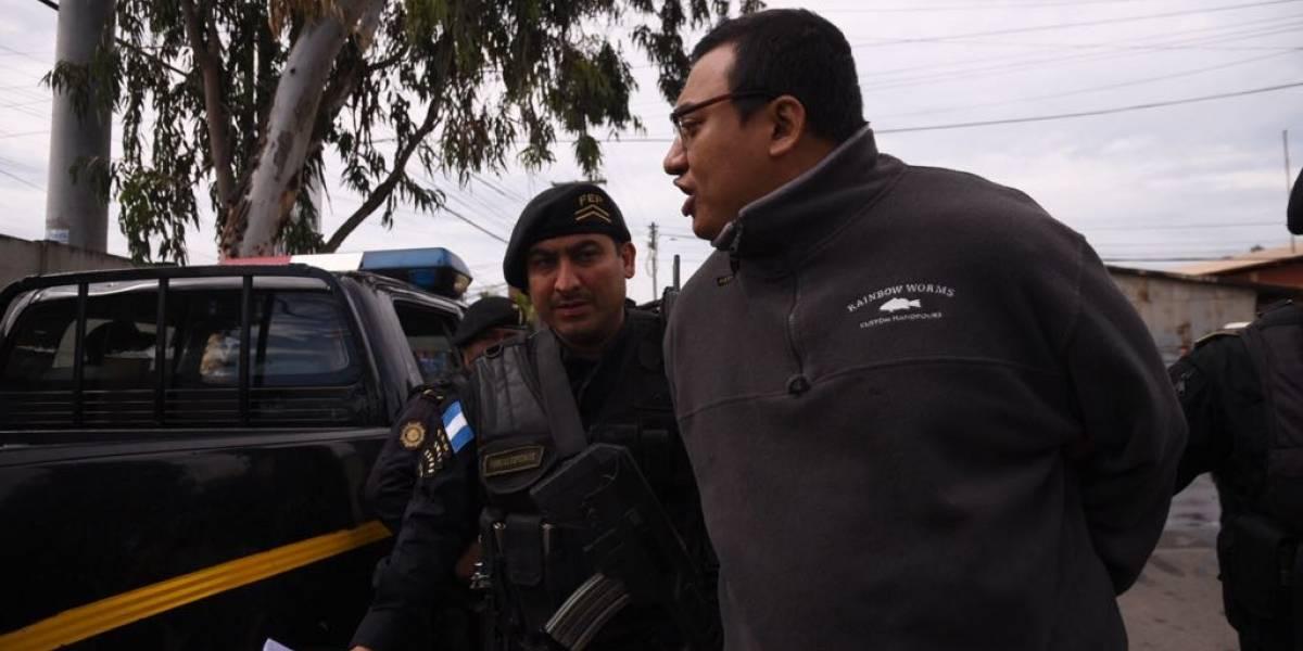 Recapturan a líder pandillero fugado de la cárcel en 2016