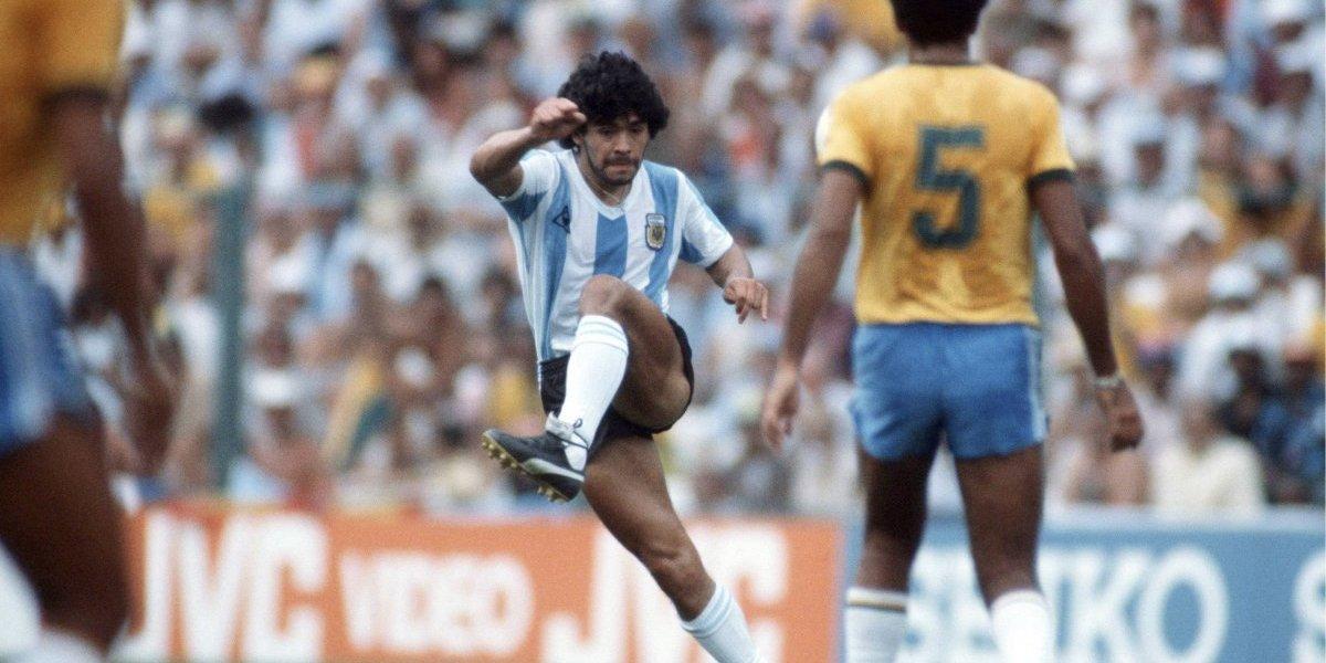 VIDEO: Los 10 mejores goles de Diego Maradona