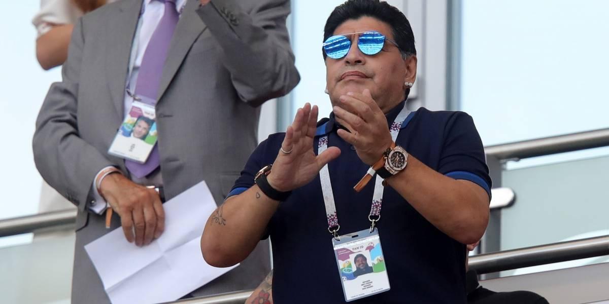 Dorados se queda sin DT y aumentan posibilidad de que llegue Maradona