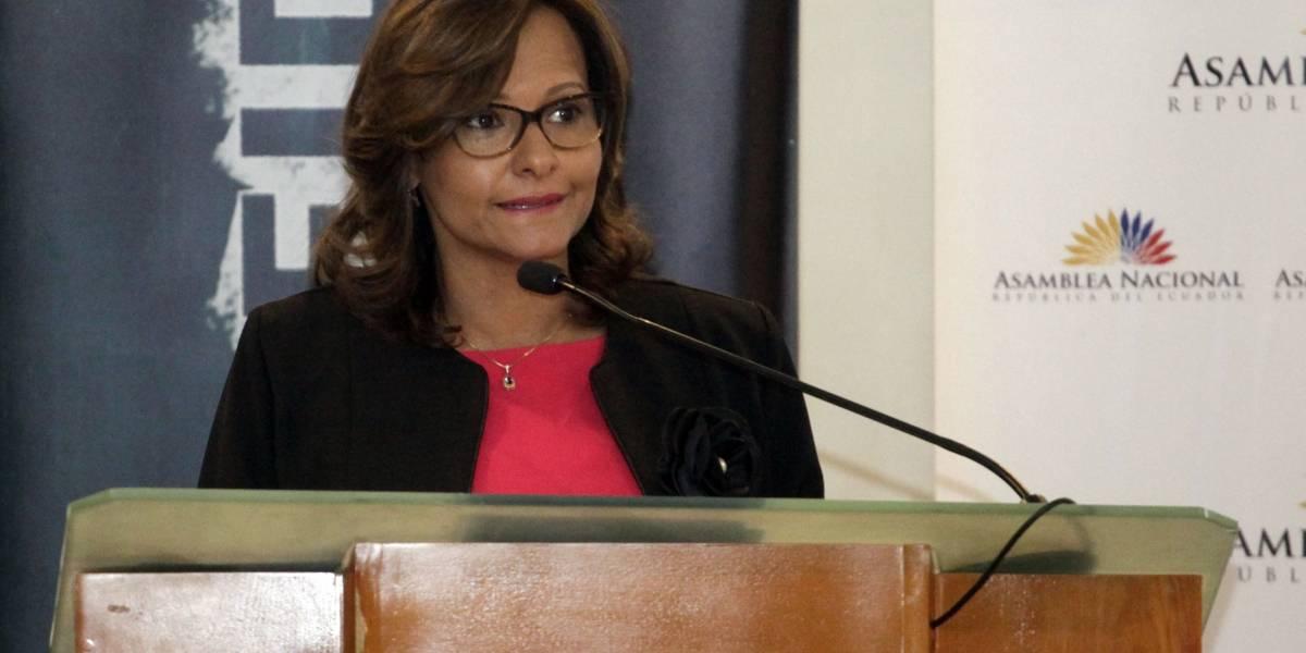 Elizabeth Cabezas: No podemos empañar la imagen de la Asamblea Nacional con rumores de pasillo