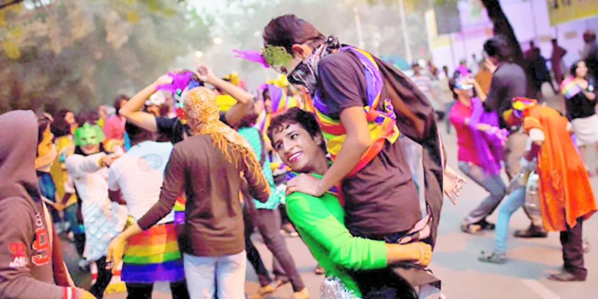 Histórico: despenalizan homosexualidad en India