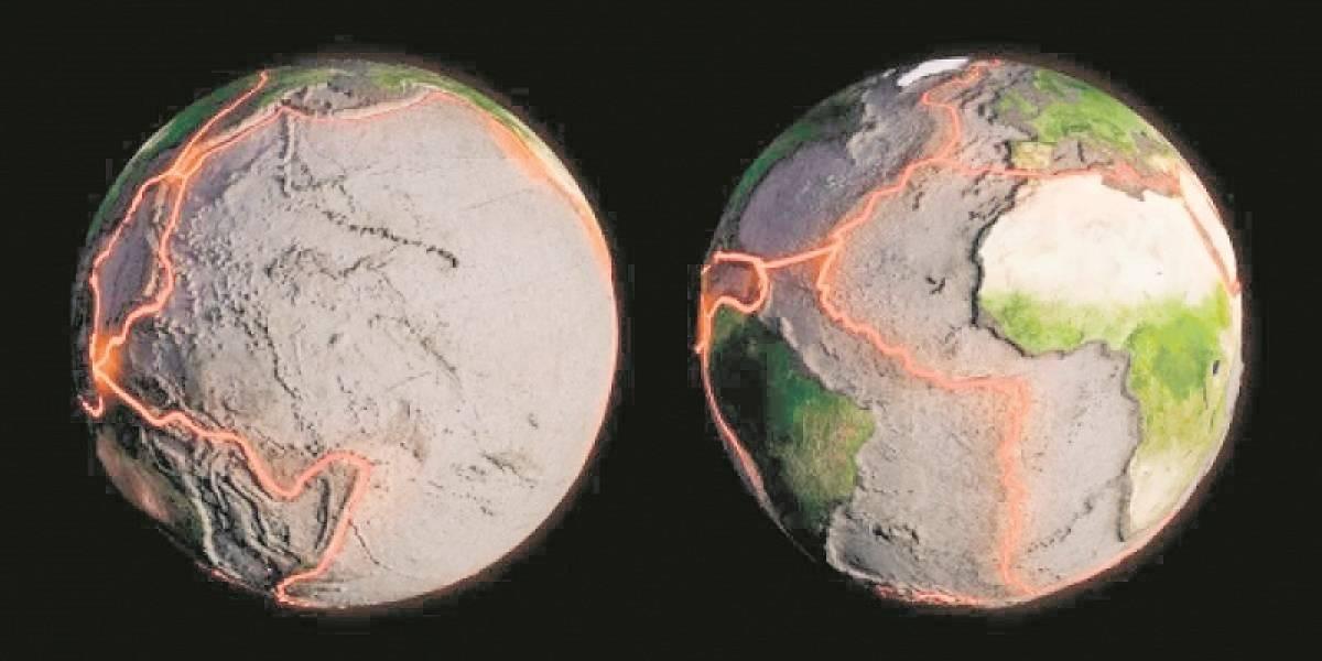 """Fuertes sismos sacuden al """"anillo de fuego"""" del Pacífico"""