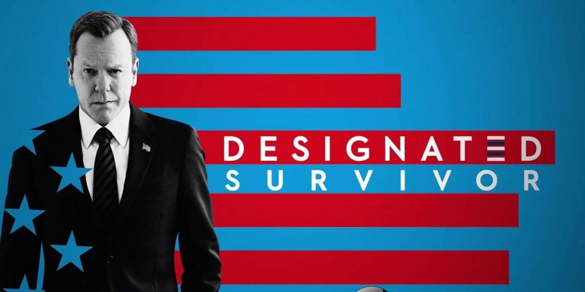 Netflix salva a Designated Survivor luego de ser cancelada