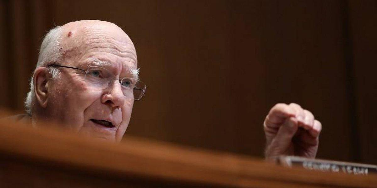 Senador estadounidense Patrick Leahy se pronuncia sobre el caso de CICIG