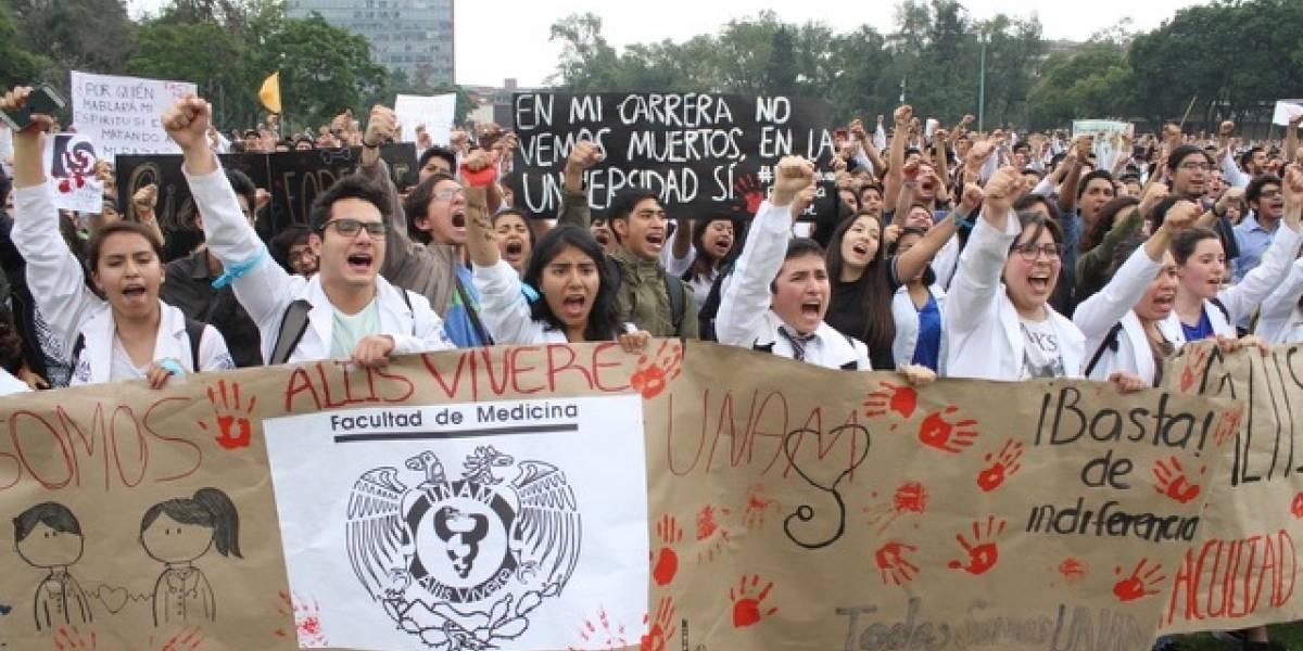 UNAM expulsa a tres estudiantes por violencia en CU; ya van 25