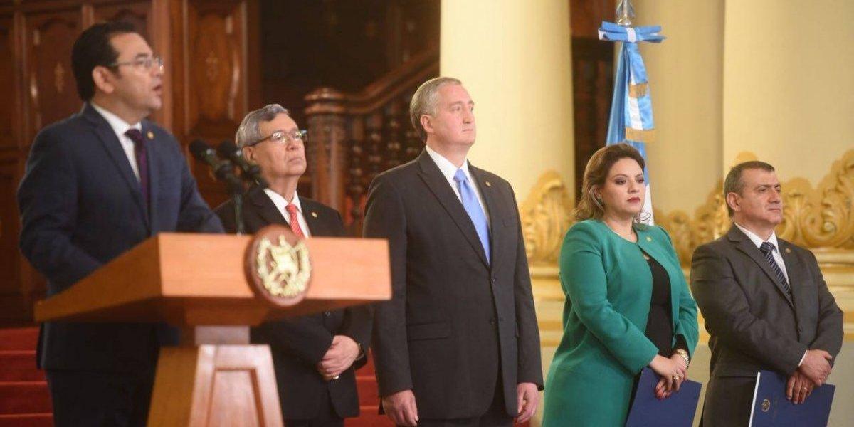 Acción Ciudadana presentará denuncia contra ministro de Gobernación, Canciller y PGN