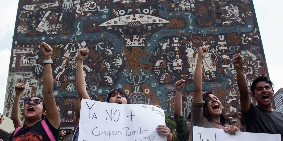 Estos son los puntos del pliego petitorio de estudiantes de la UNAM
