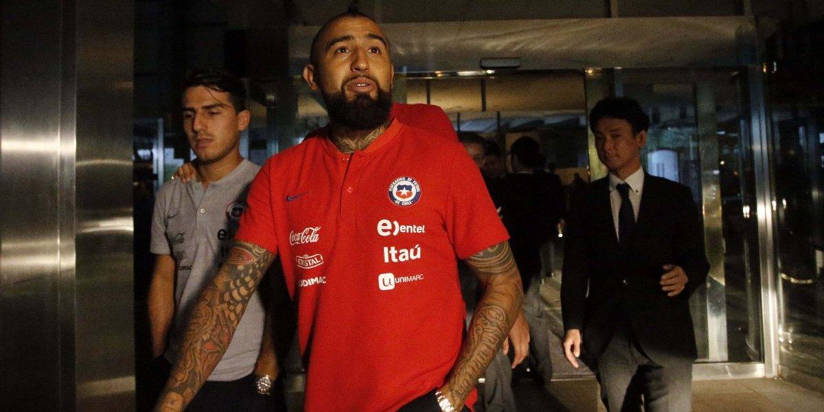 ANFP confirmó suspensión del partido entre Japón y Chile debido al fuerte terremoto