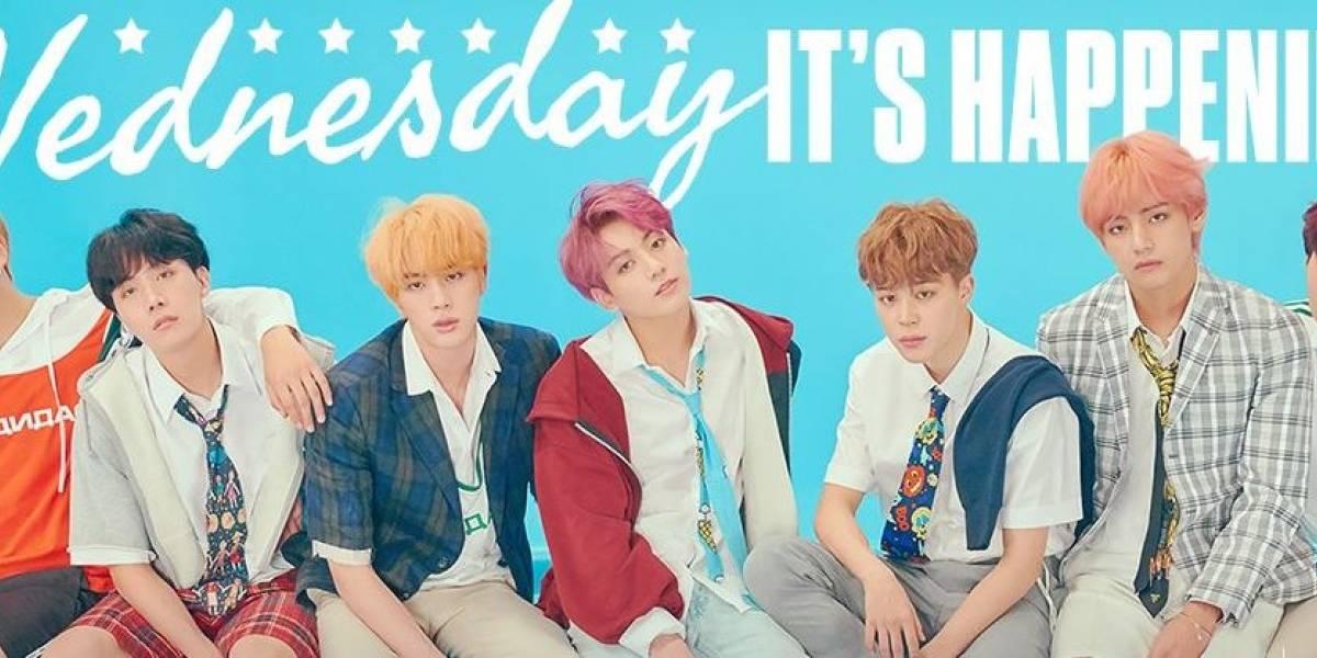 Grupo BTS fará apresentação no 'America's Got Talent'