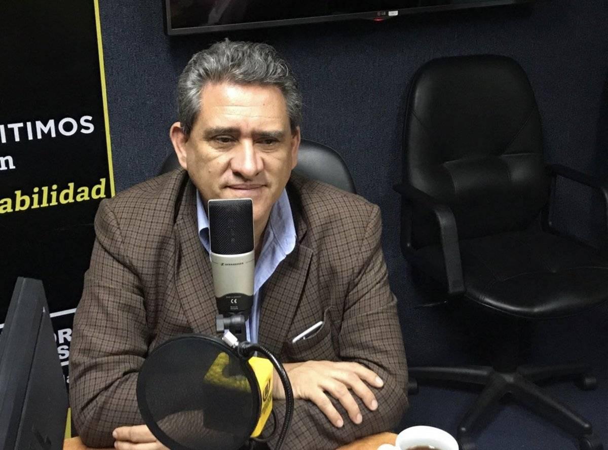 Roberto Alejos es uno de los constituyentes. Foto: Emisoras Unidas