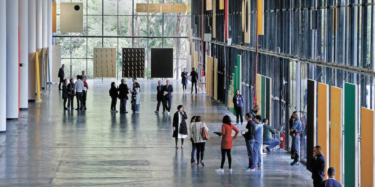 Bienal de Arte de São Paulo é adiada para 2021