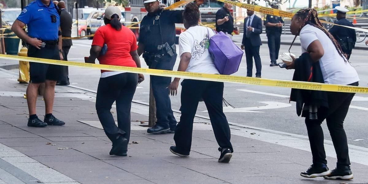 Tiroteo en Cincinnati deja 4 muertos