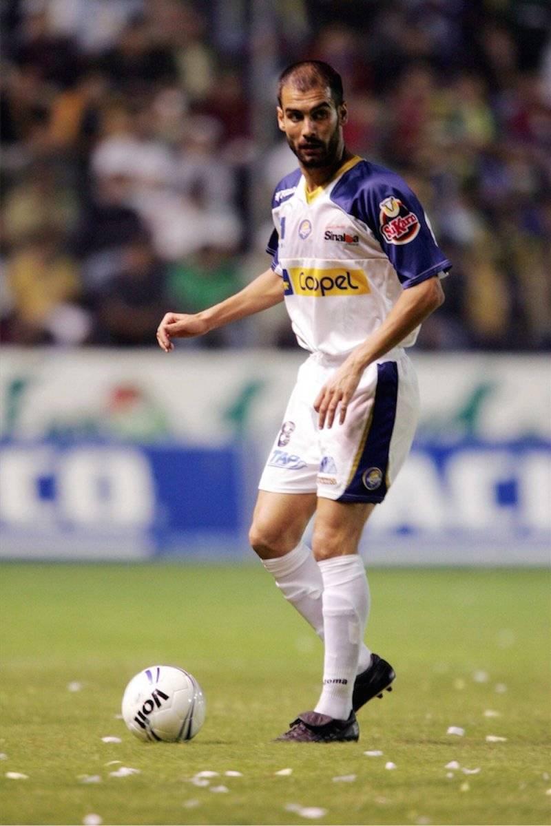 Pep Guardiola: Tremendo jugador español, miembro del Dream Team que formó el Barcelona en la década de los años 90 y como entrenador lo ganó todo igualmente con el conjunto blaugrana. / Mexsport