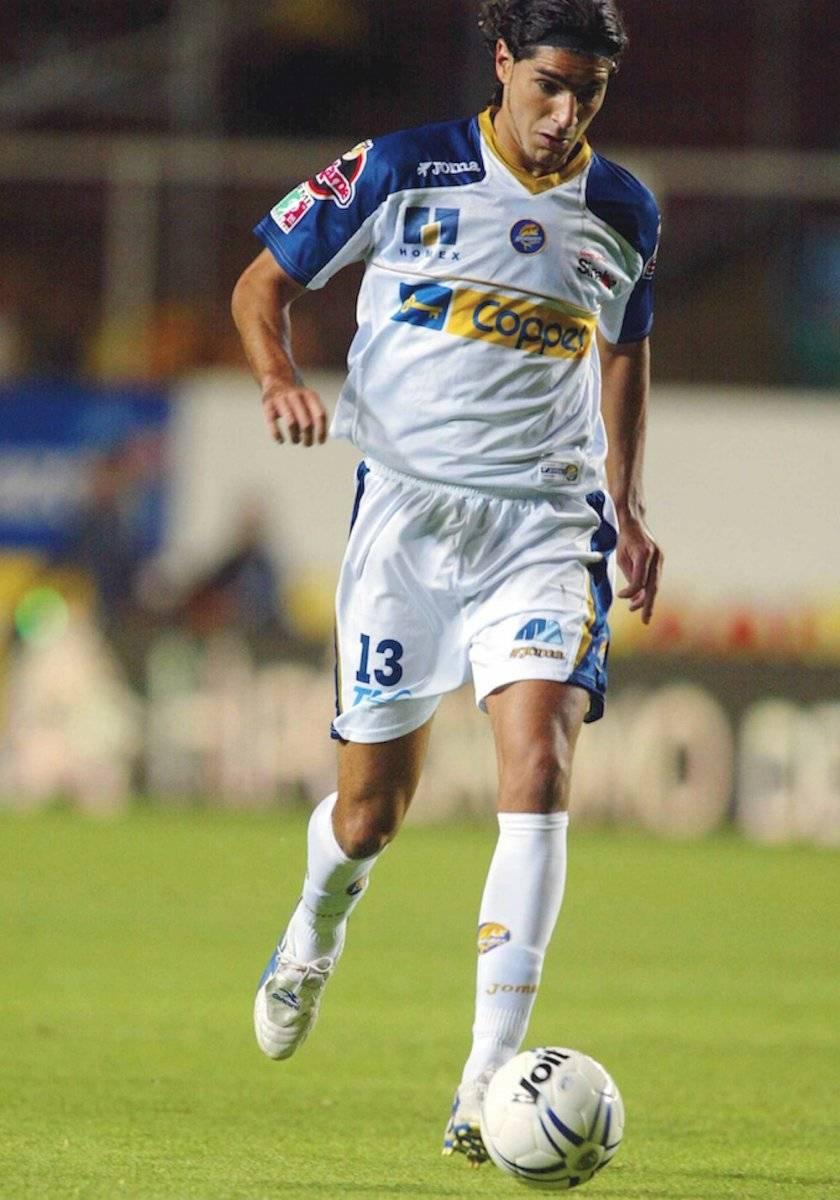 """Sebastián Abreu: El """"trotamundos"""" """"Loco"""" Abreu también formó parte del plantel sinaloense, y como fue su costumbre, también anotó varios goles importantes para el equipo. / Mexsport"""