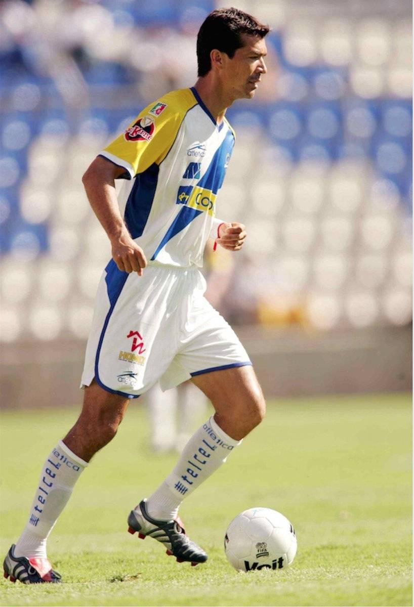 Jared Borgetti: Uno de los delanteros mexicanos más letales del futbol azteca es, sin duda alguna, Jared Borgetti. Fernando Arce: Seleccionado nacional y jugador con gran pundonor. / Mexsport