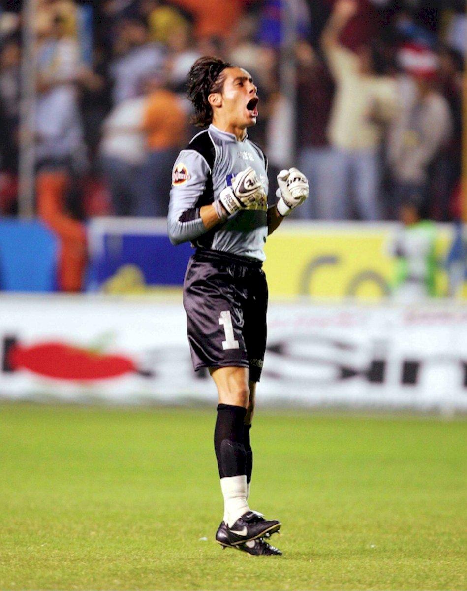 Cirilo Saucedo / Mexsport