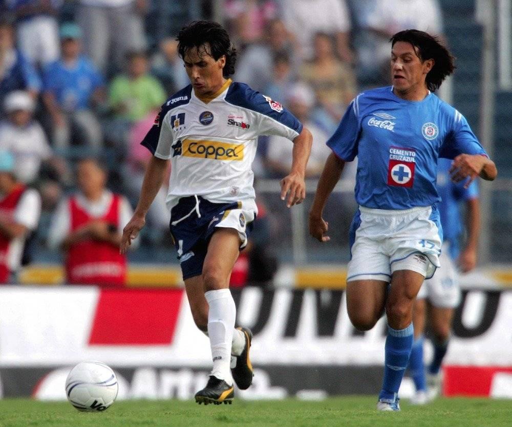 Guadalupe Castañeda: Histórico jugador de La Máquina Celeste de Cruz Azul que cumplió sus últimos años como jugador en el equipo de Sinaloa. / Mexsport