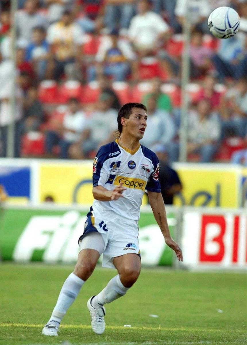 Jonathan Fabbro: Antes de verse envuelto en un escándalo sexual, Fabbro era un habilidoso jugador que tuvo su paso por Dorados de Sinaloa. / Mexsport