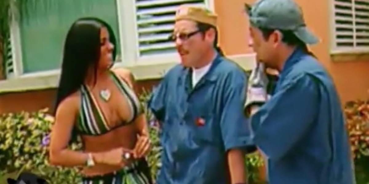 El Gangster recuerda la palabrota que Maripily dijo en No Te Duermas